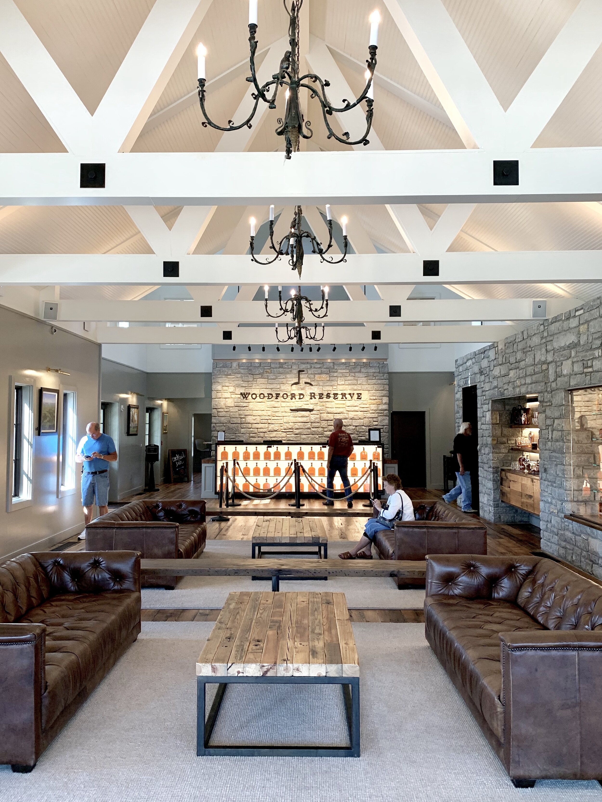 Woodford Reserve has a stunning property!