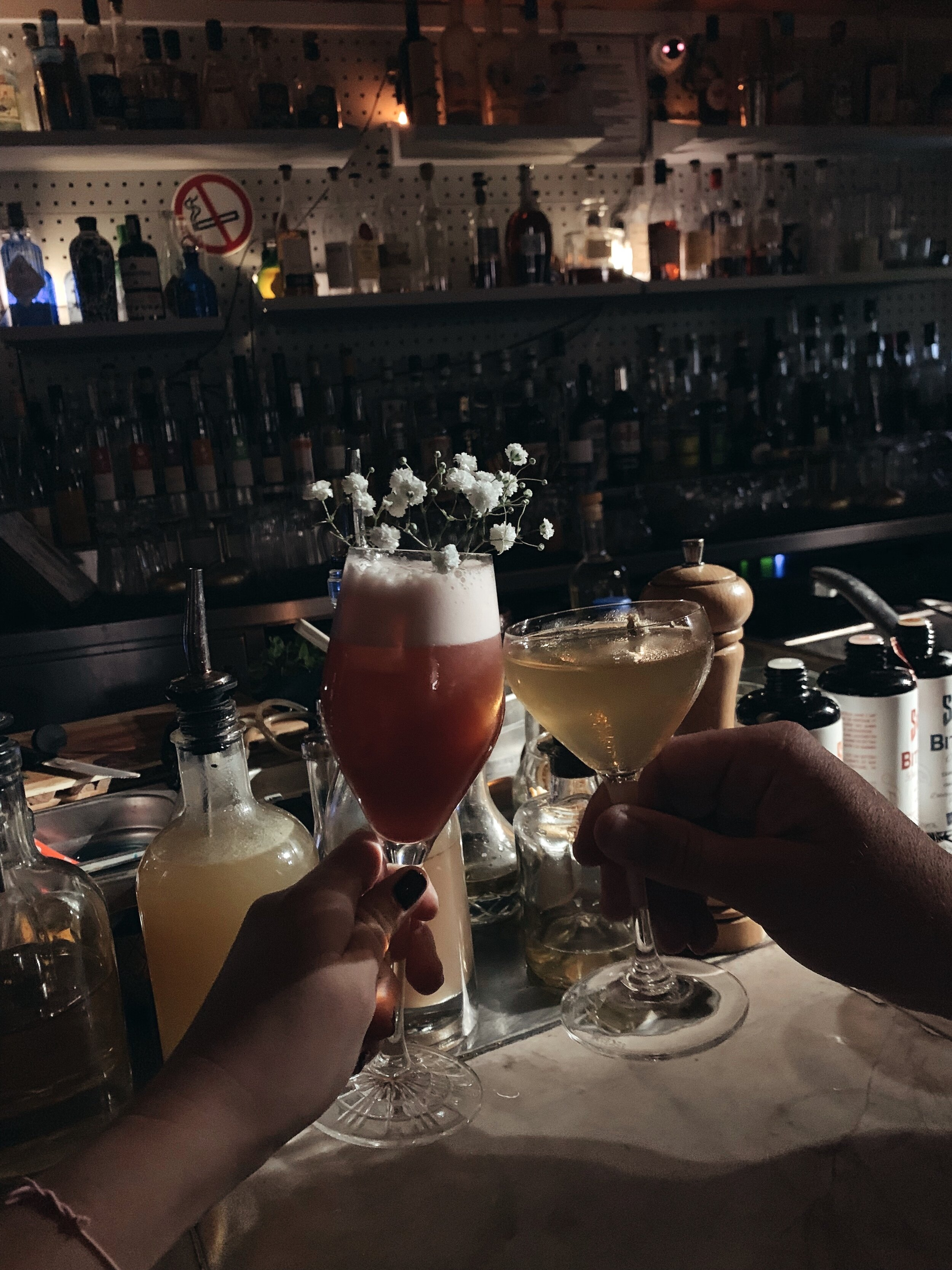 Cheers to Le Syndicat