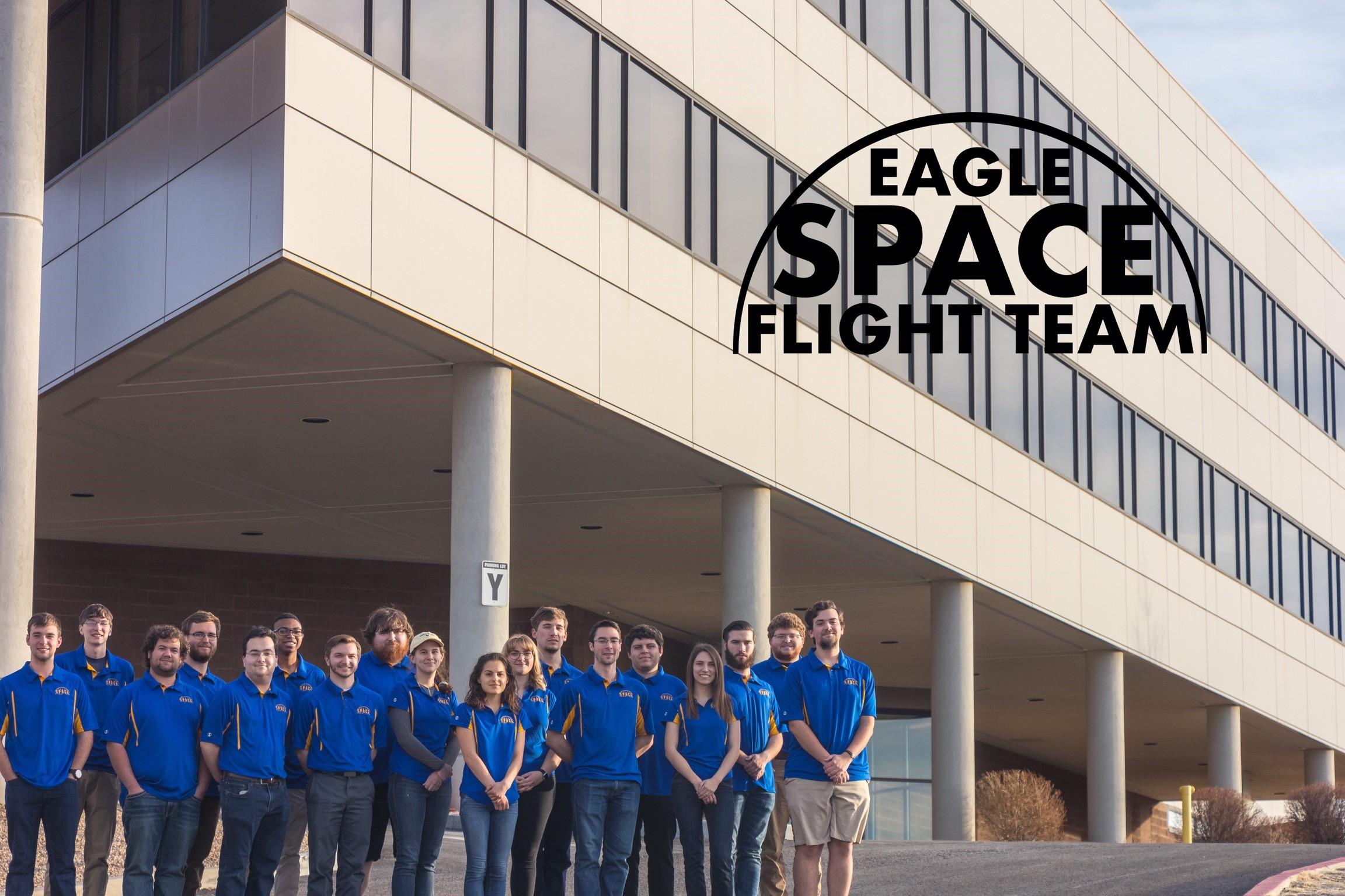 Eagle Space Flight Team 2018-19