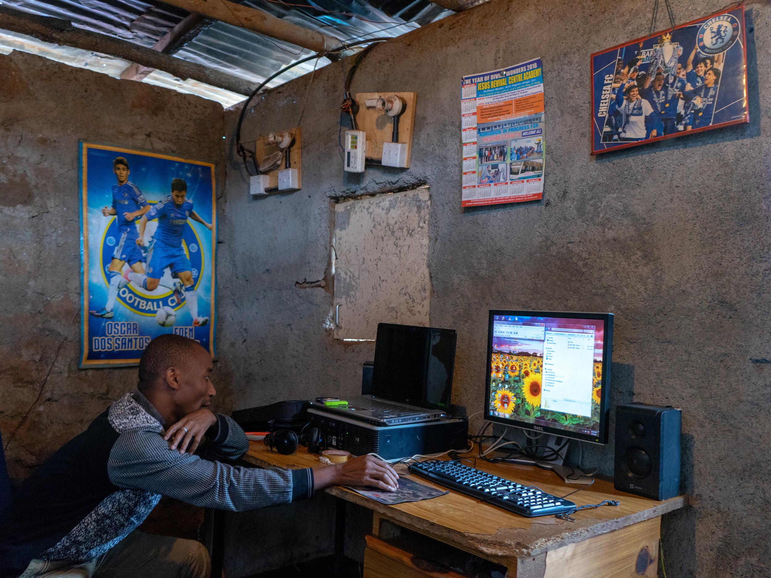In Kenya's largest slum, the World Bank battles cartels for control of electricity