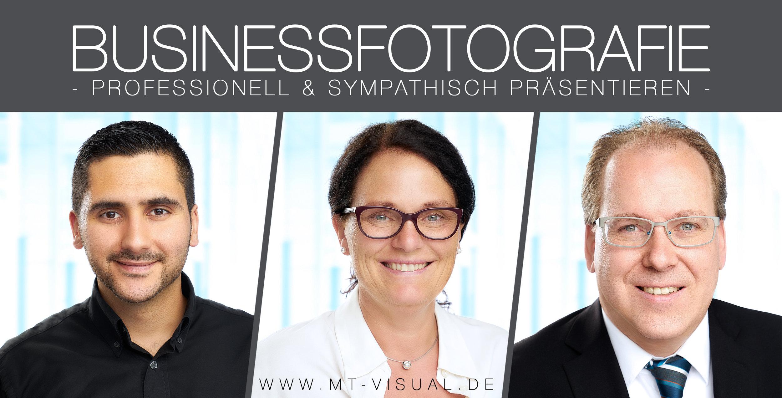 Businessfotografie - MT-Visual