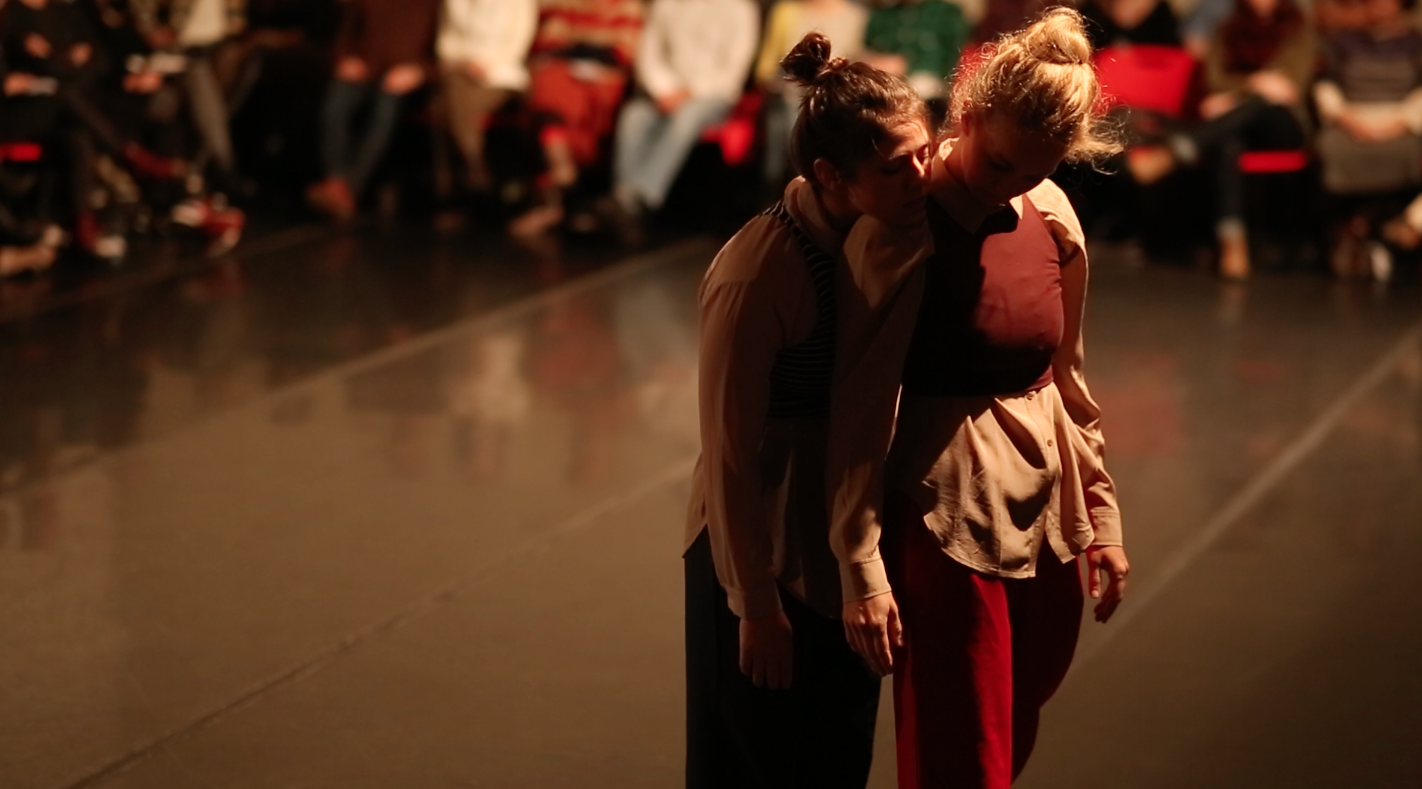 """""""Still Life for Two"""" - Choreography by Lauren Simpson & Jenny Stulberg"""