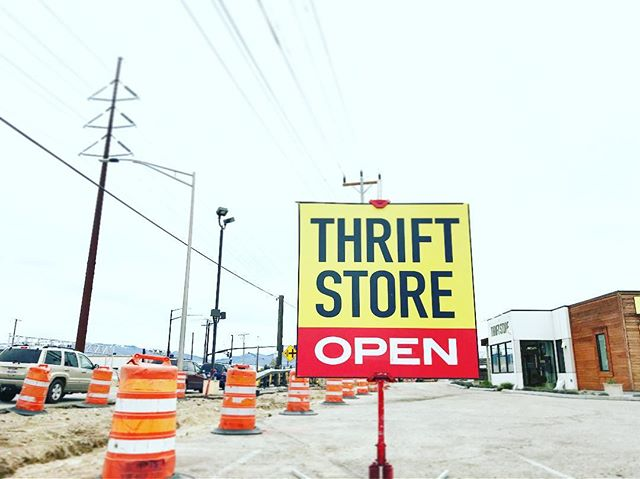 Oh yeah, this is for real!! . . #boise #idaho #thrift #shop #serve #community #jesus