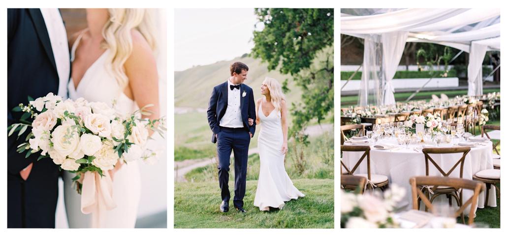 wente vineyards wedding