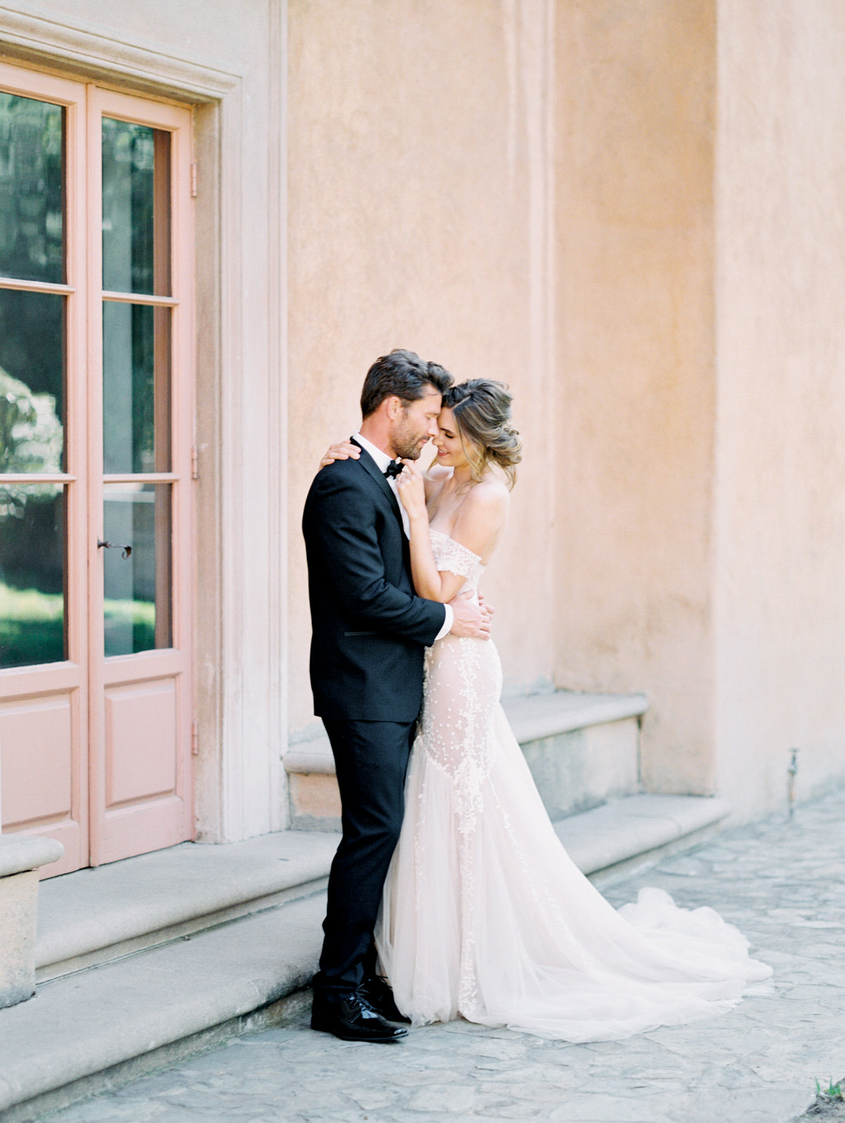 villa del sol d'oro wedding
