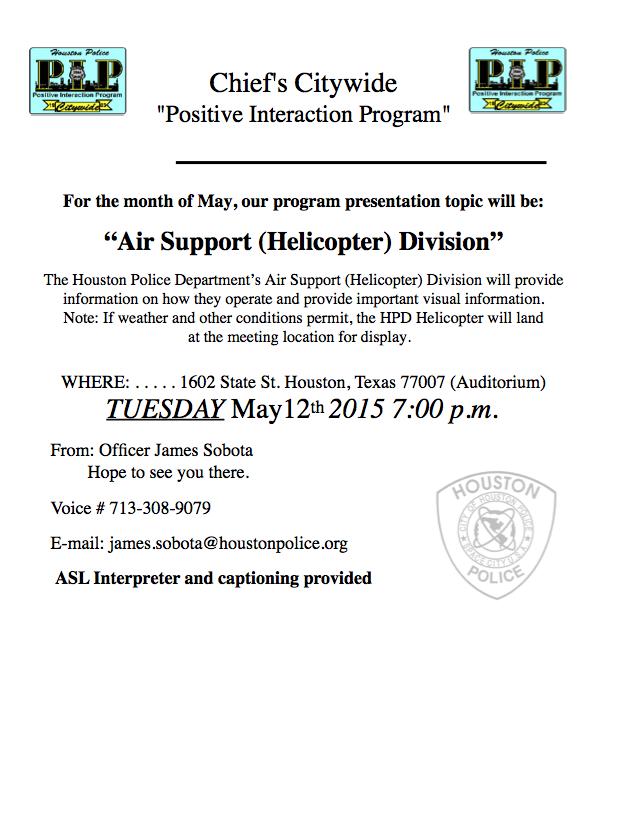 HPD_PIP_MAY2015_AIRSUPPORT