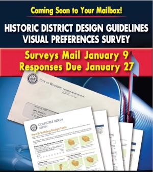 Click on the image to go to the city web site and begin the survey.