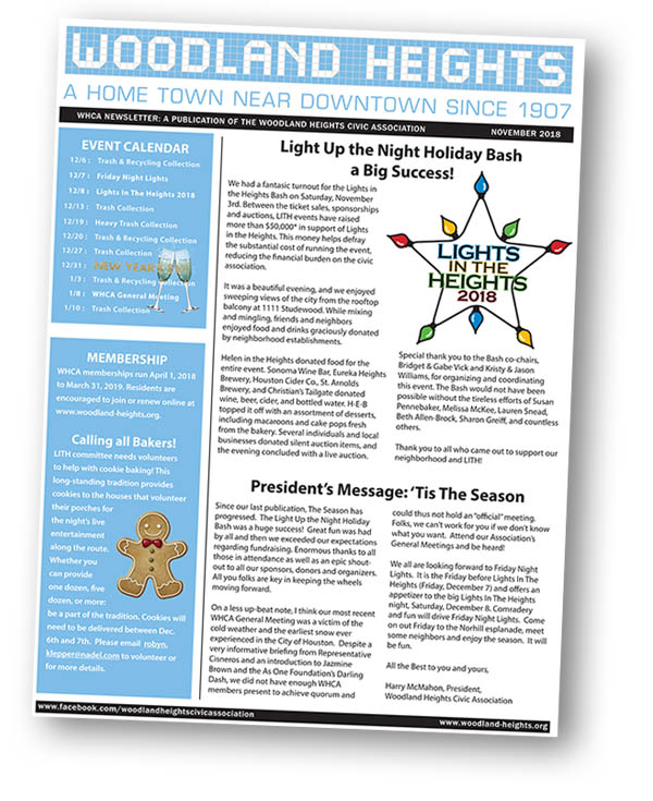 WHCA Newsletter November 2018 Cover.jpg