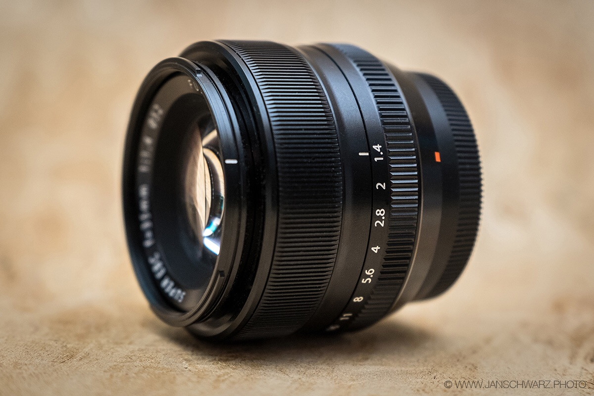 Fujinon XF 35mm f/1.4. One of the first lenses released for the X system but still a superstar.