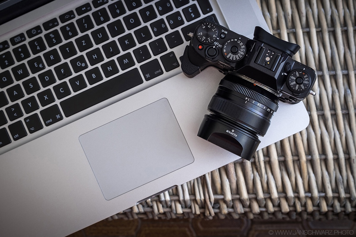 Fujifilm has again given us new tools to work with.