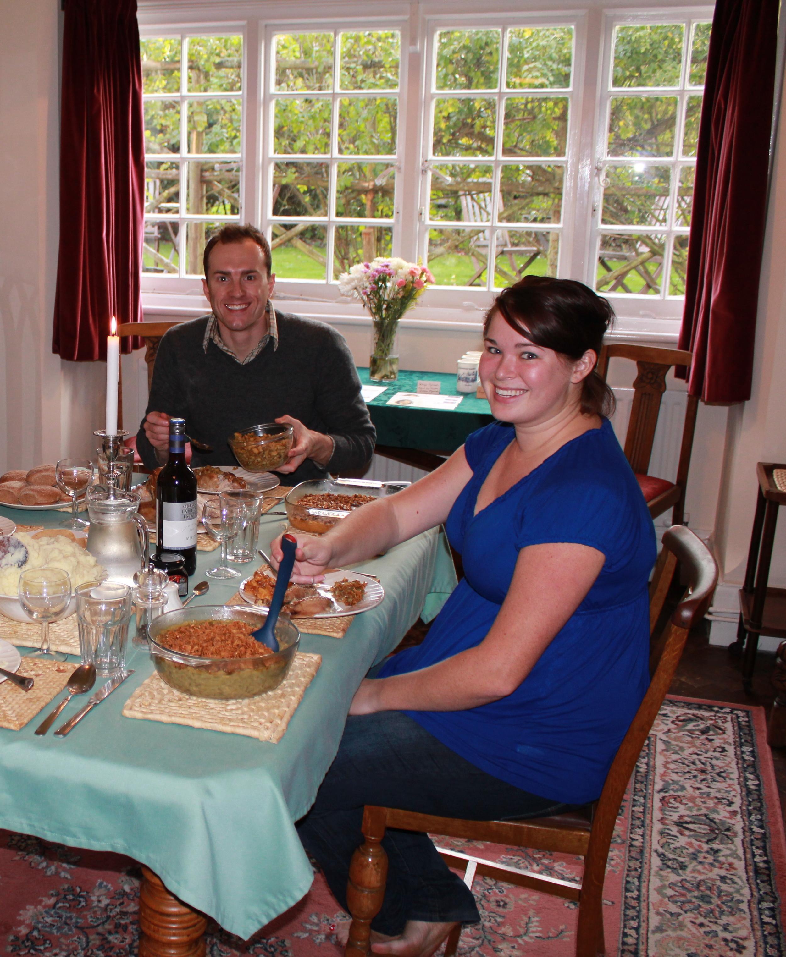 Thanksgiving at the Kilns