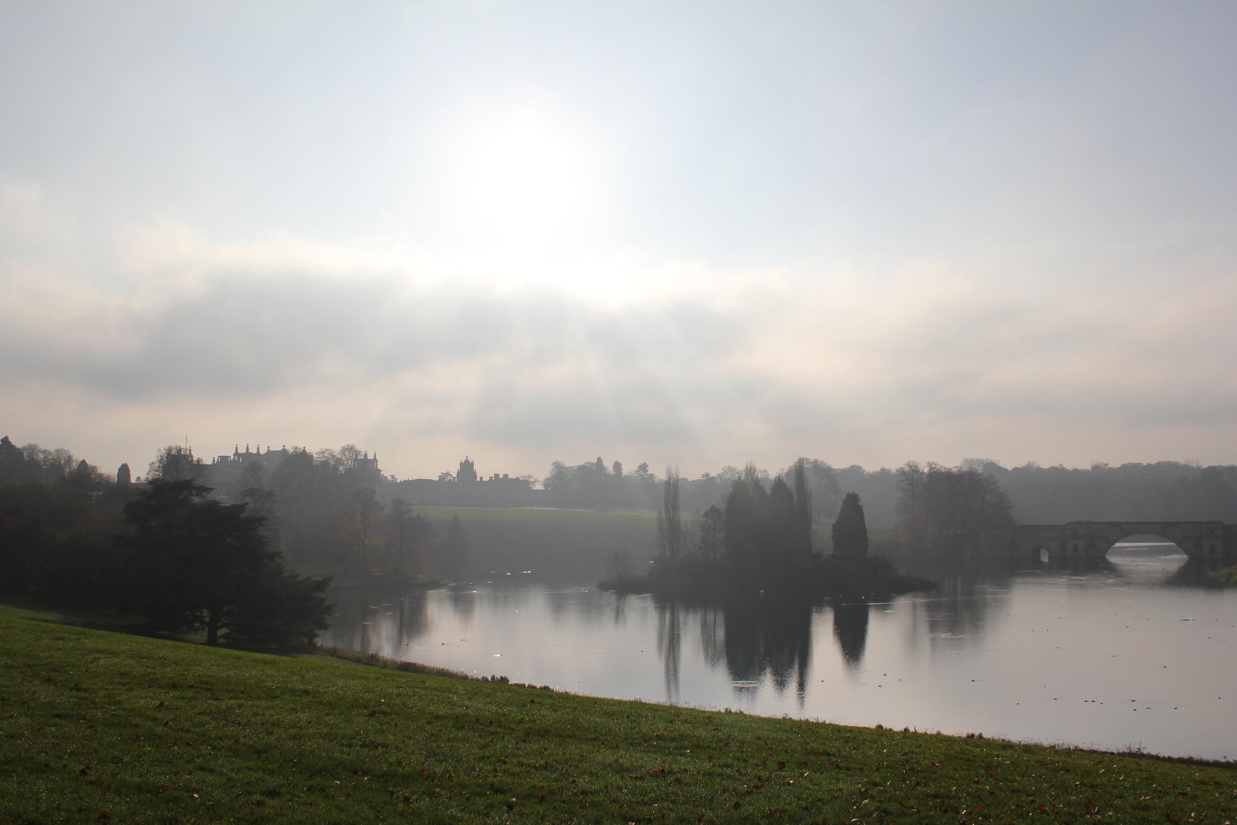 Blenheim Palace, Oxfordshire, England