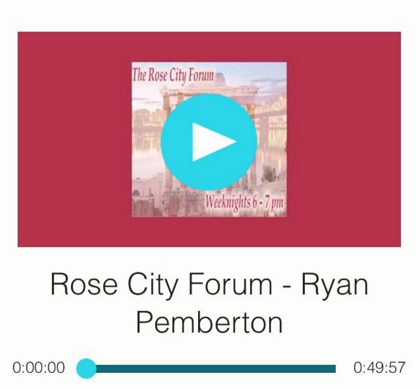 Rose City Forum - Ryan Pemberton Interview.png