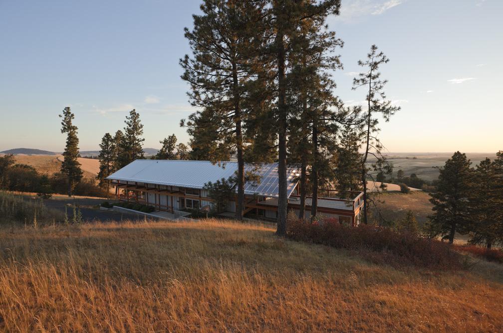The Mountain House Moscow Mountain, Idaho