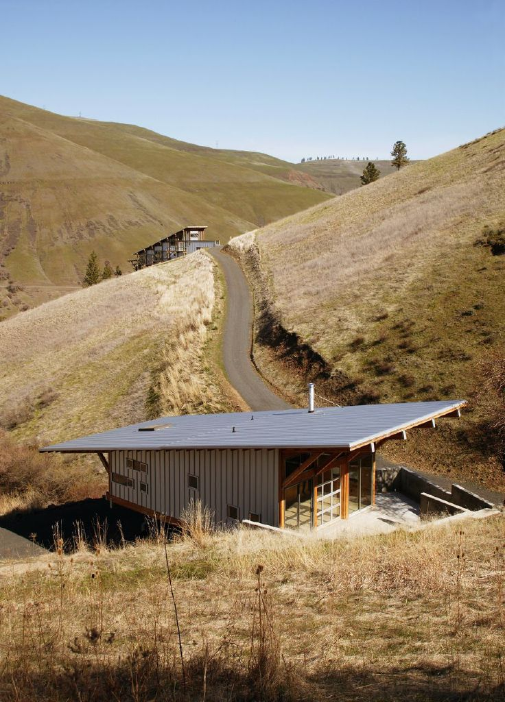 The Bunk House Clearwater River Canyon, Idaho