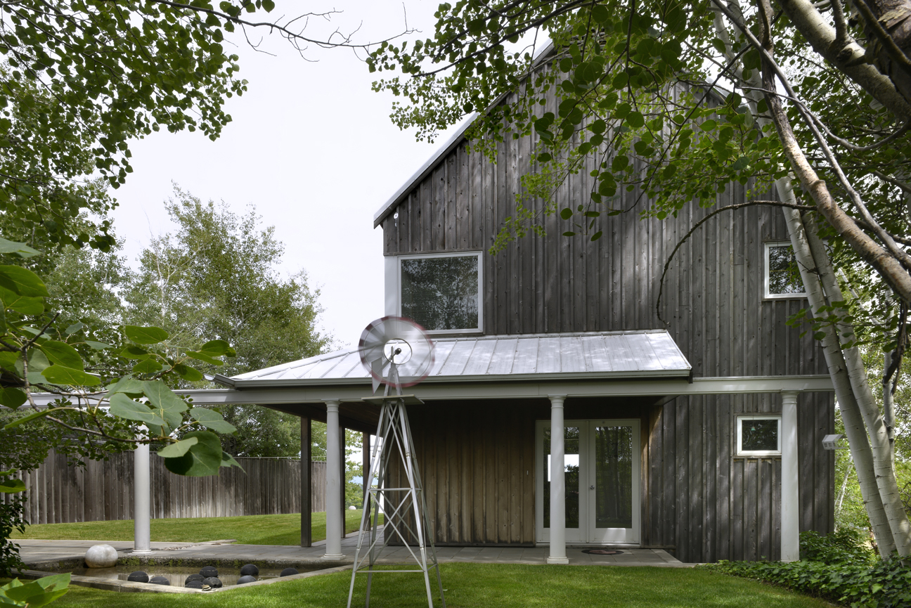 The Subrural House Pullman, Washington