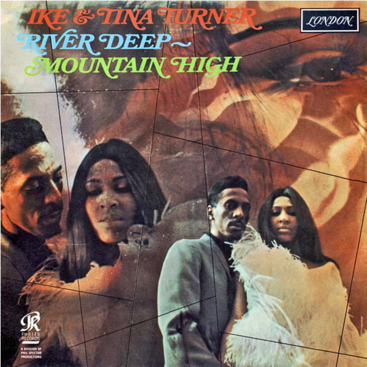 """River Deep Mountain High"" album art"