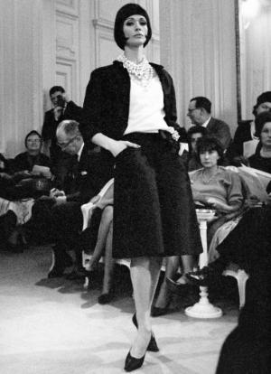 "Bohan's ""Slim Look"" line for Dior"
