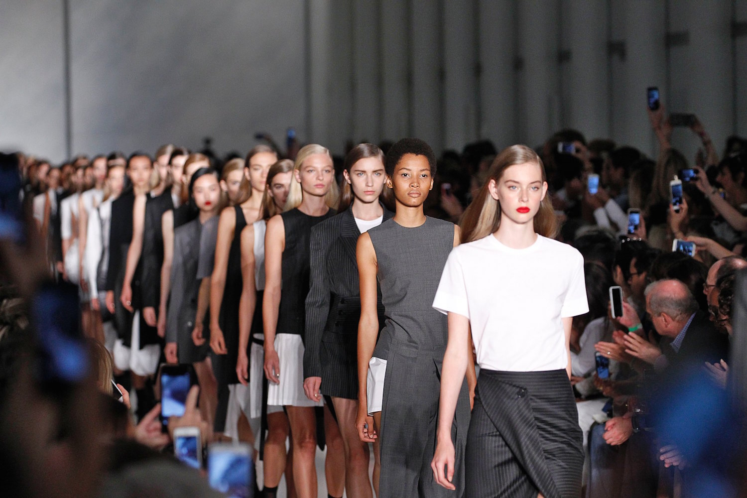 How Tech Killed Fashion Week This Tailored Life