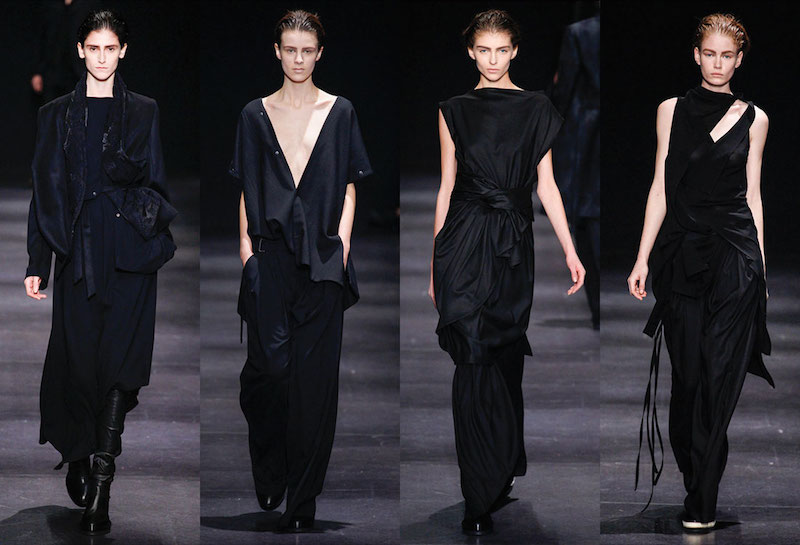 Ann Demeulemeester F/W 2014 collection