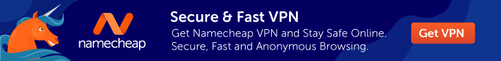 Namecheap VPN service
