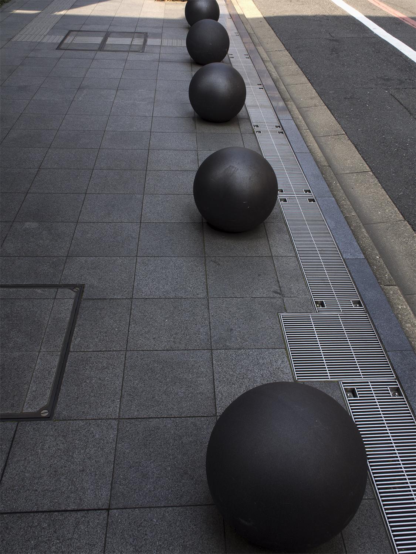 street balls