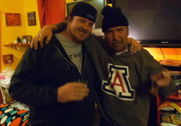 Chad and Doug