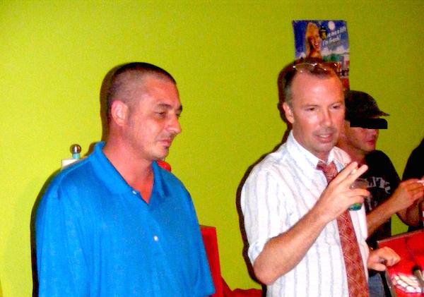 Derek and Doug