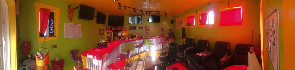 the new funhouse studio bar
