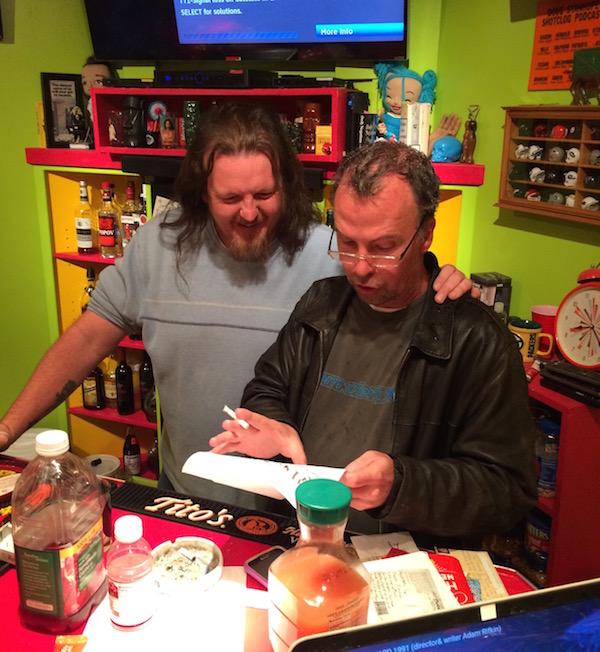 Chad Shank and Doug Stanhope