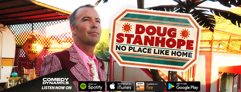"""Doug's New CD, """"No Place Like Home"""" now available as Audio Streaming and CD."""