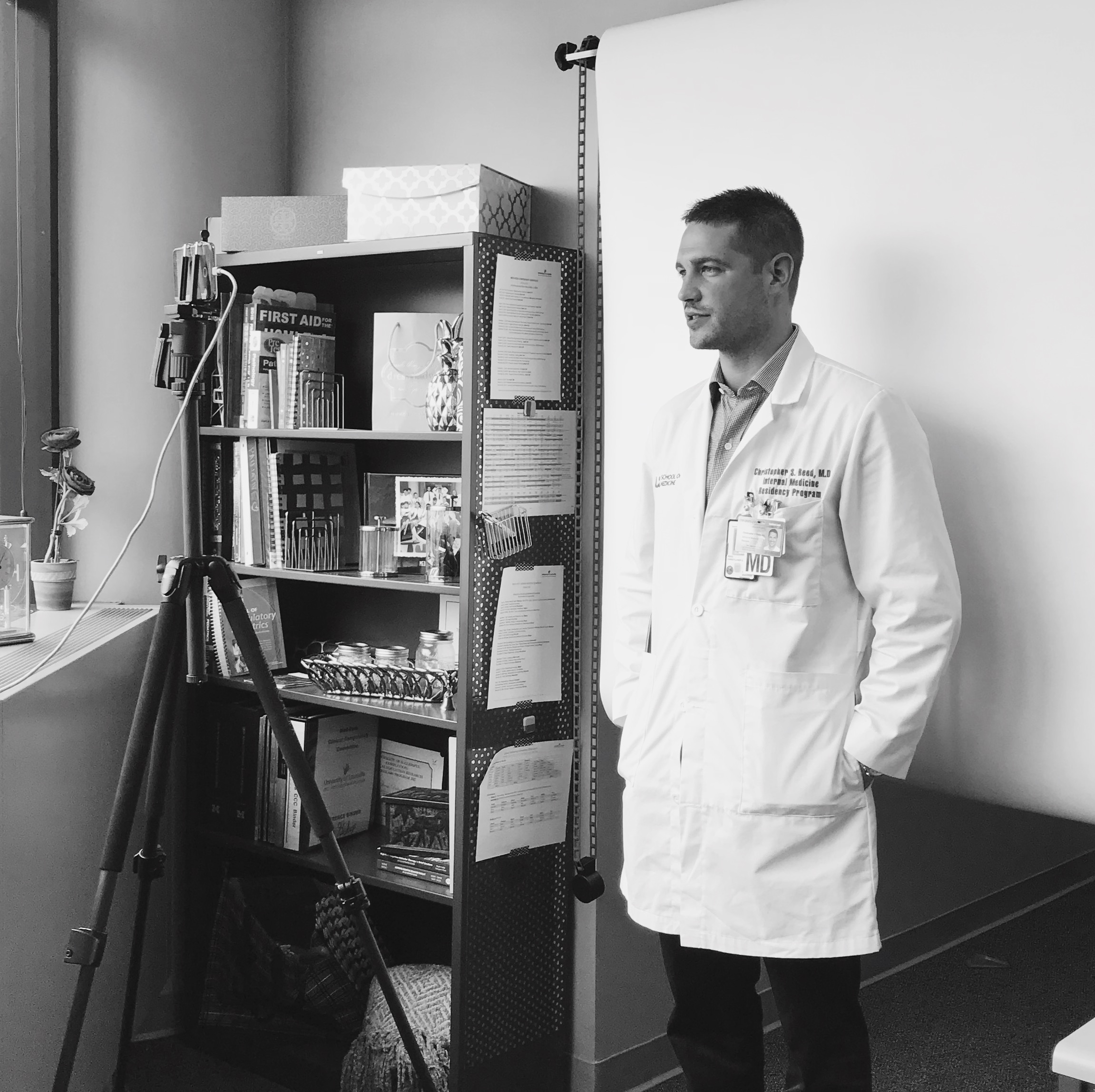 Dr. Christopher Reed - PGY 2 University of Louisville Internal Medicine Residency Program