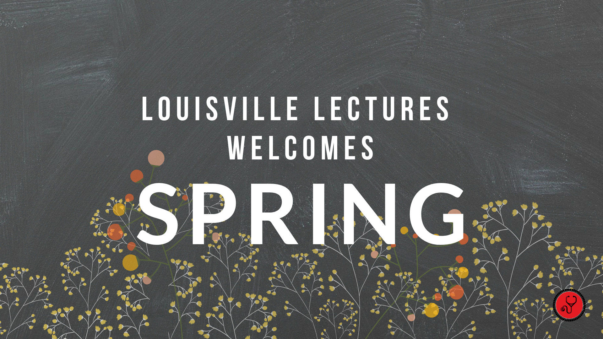 Spring is here! - Times flies and Louisville Lectures has had quite the year already. For the past few months we've been working hard to start and continue new adventures with Little Lectures, but we'd like to take a moment to give special attention to our first Internal Medicine Lectures. Spring is here and we'd like to highlight some of our favorite Allergy & Immunology Lectures. Check them out!
