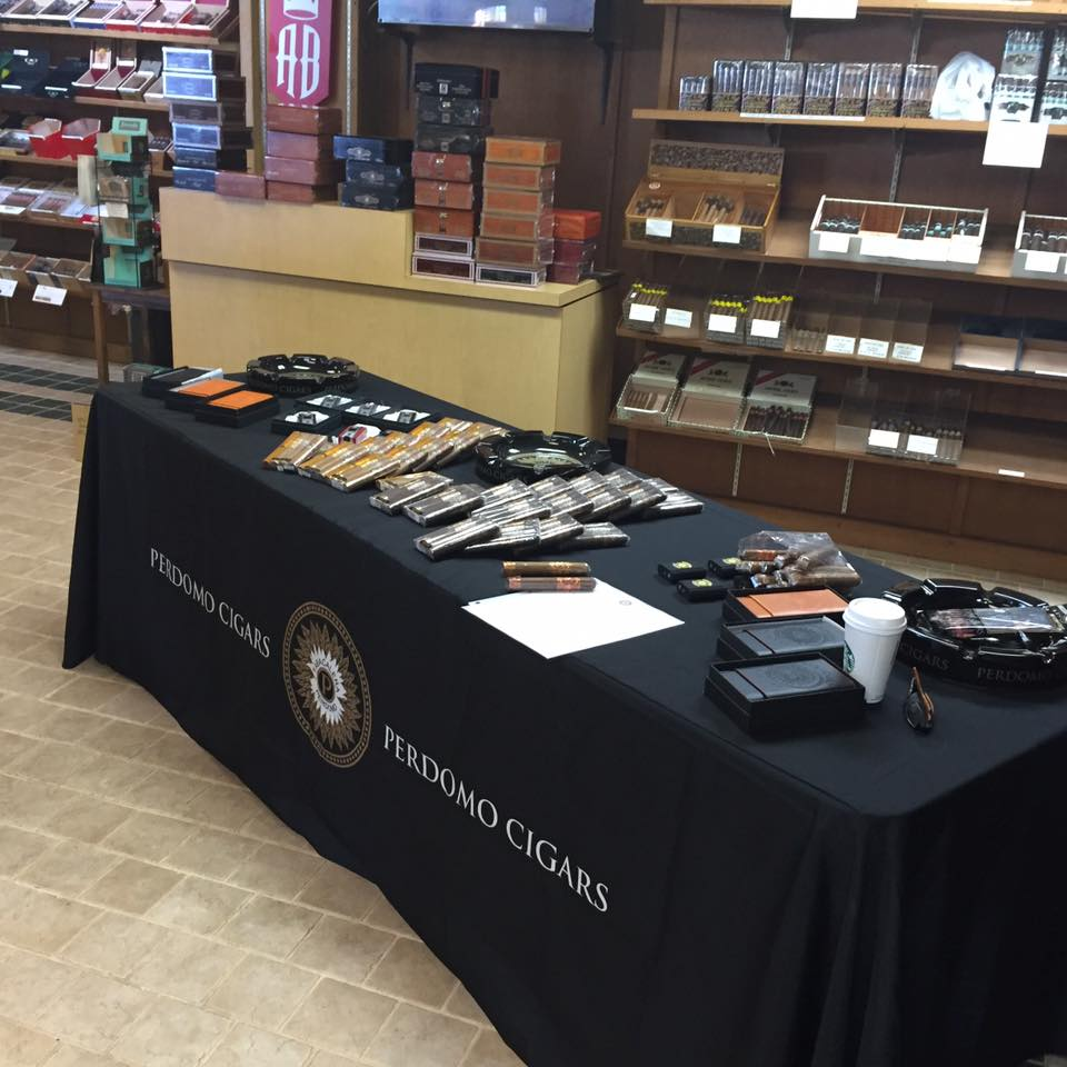 A peek at some of the special items available for cigar specials