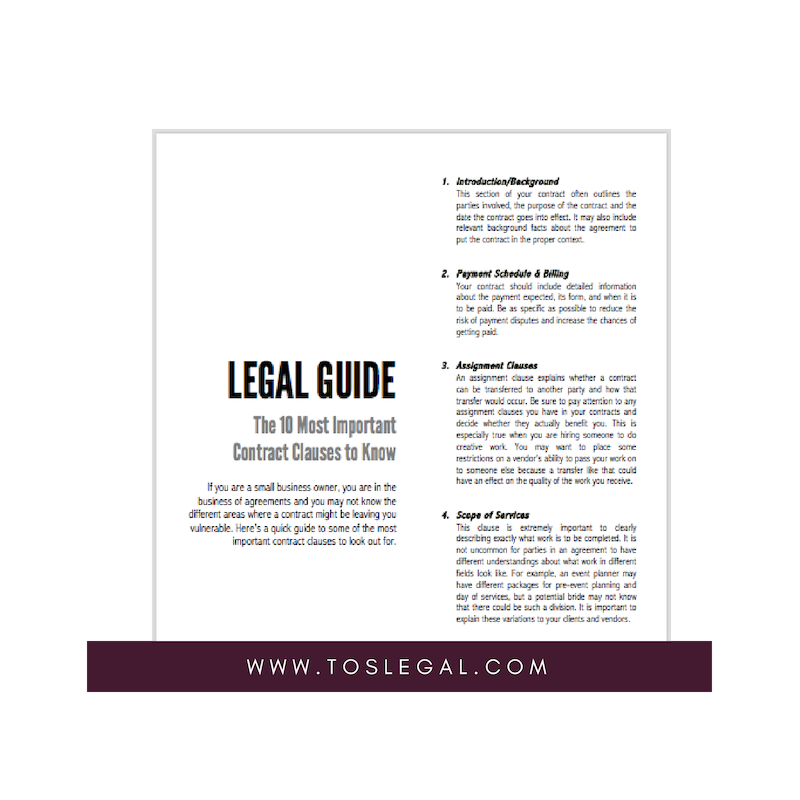 The 10 Most Important Contract Clauses to Know | Legal Guide