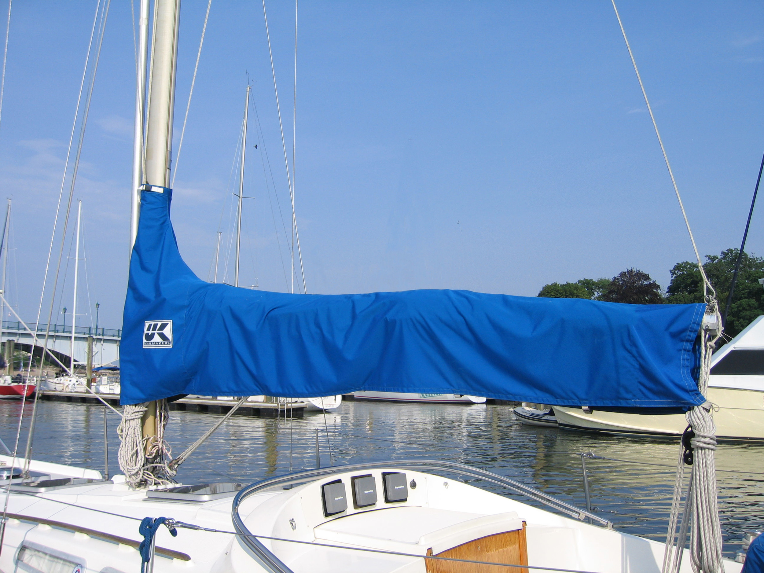 UK Sailmakers Cover