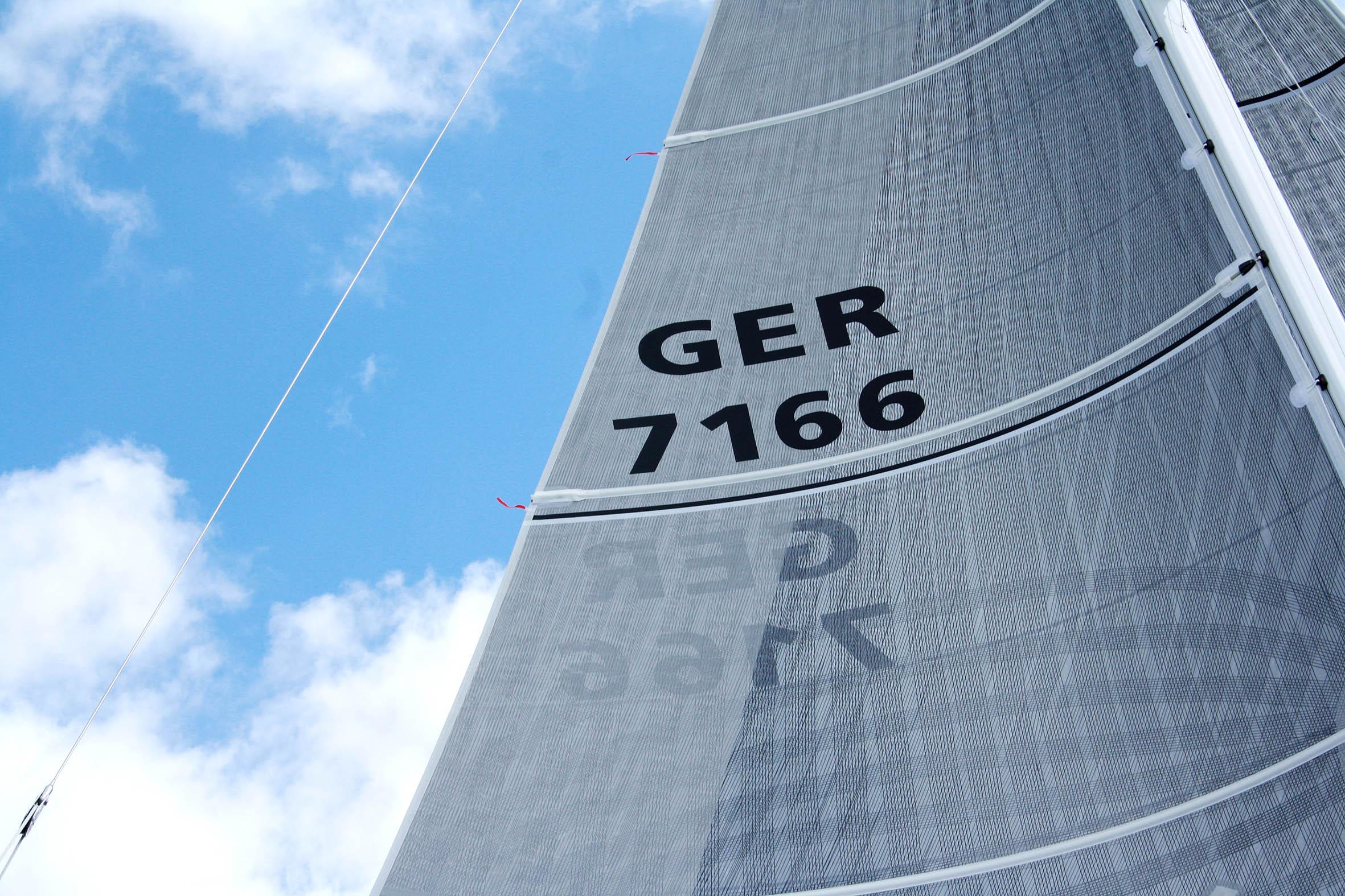 UK Sailmakers Sail Numbers