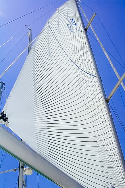 Vertical Batten  An upgrade to batten-less in-mast furlers comes with the addition of vertical battens that support some roach. Since the battens are parallel to the mast, they can be rolled into the mast during the furling process.