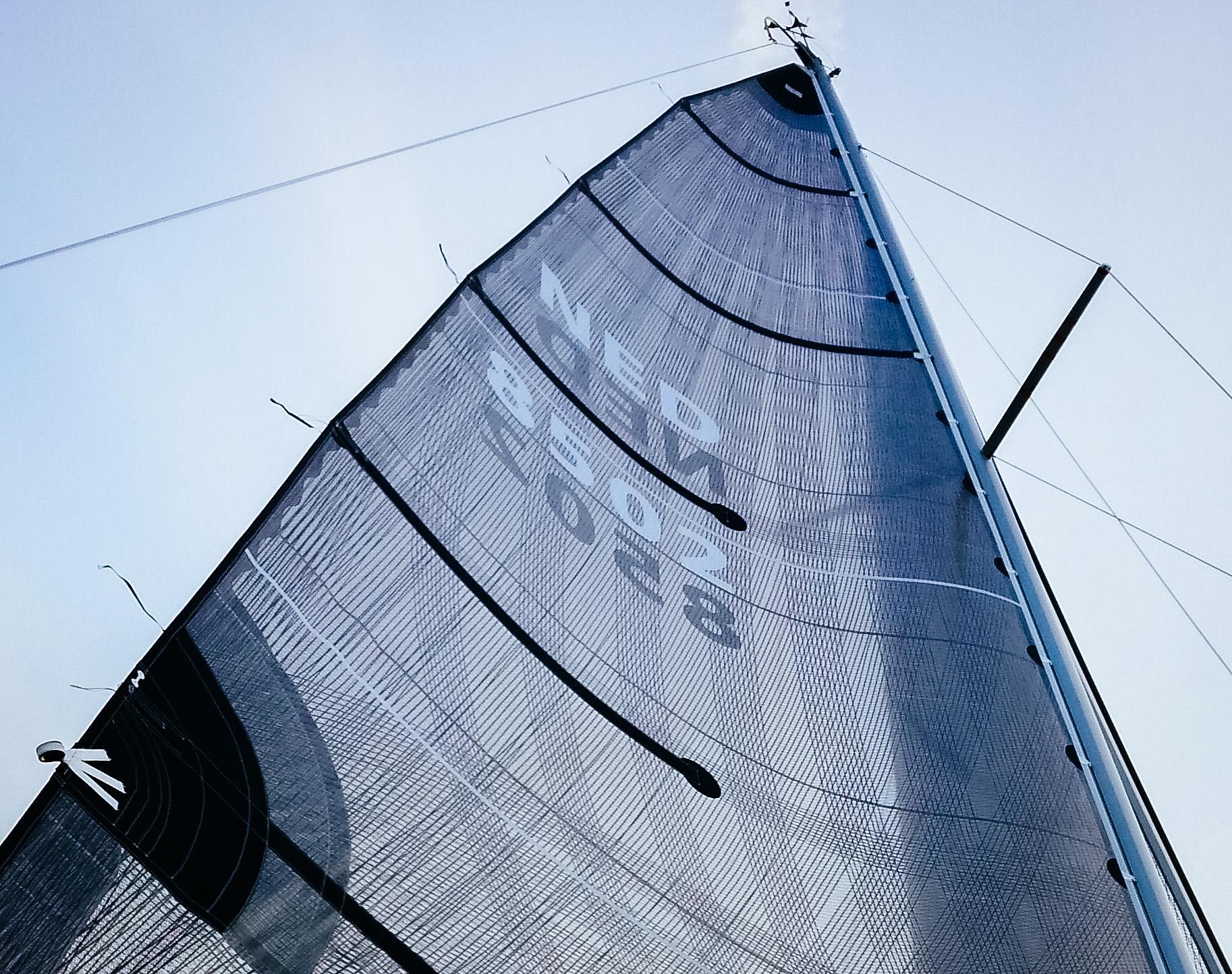 UK Sailmakers Racing Main Telltales XDrive