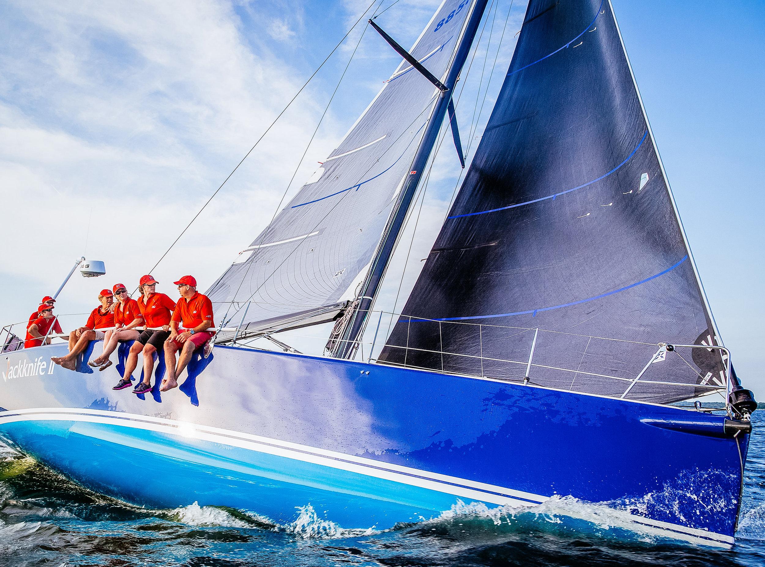 UK Sailmakers C&C Redline 41 Uni-Titanium Jib