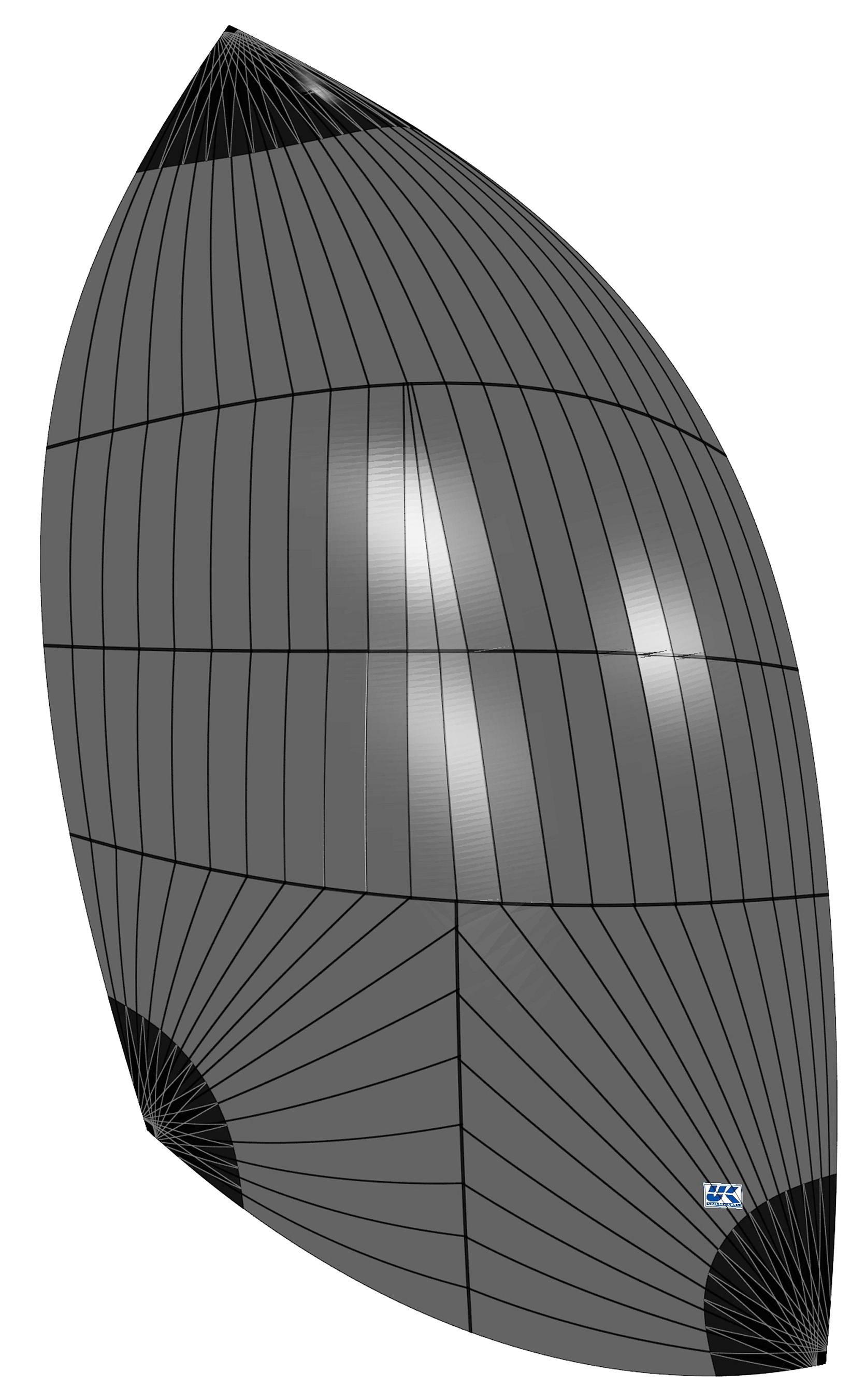 UK Sailmakers Matrix Asymmetrical Spinnaker