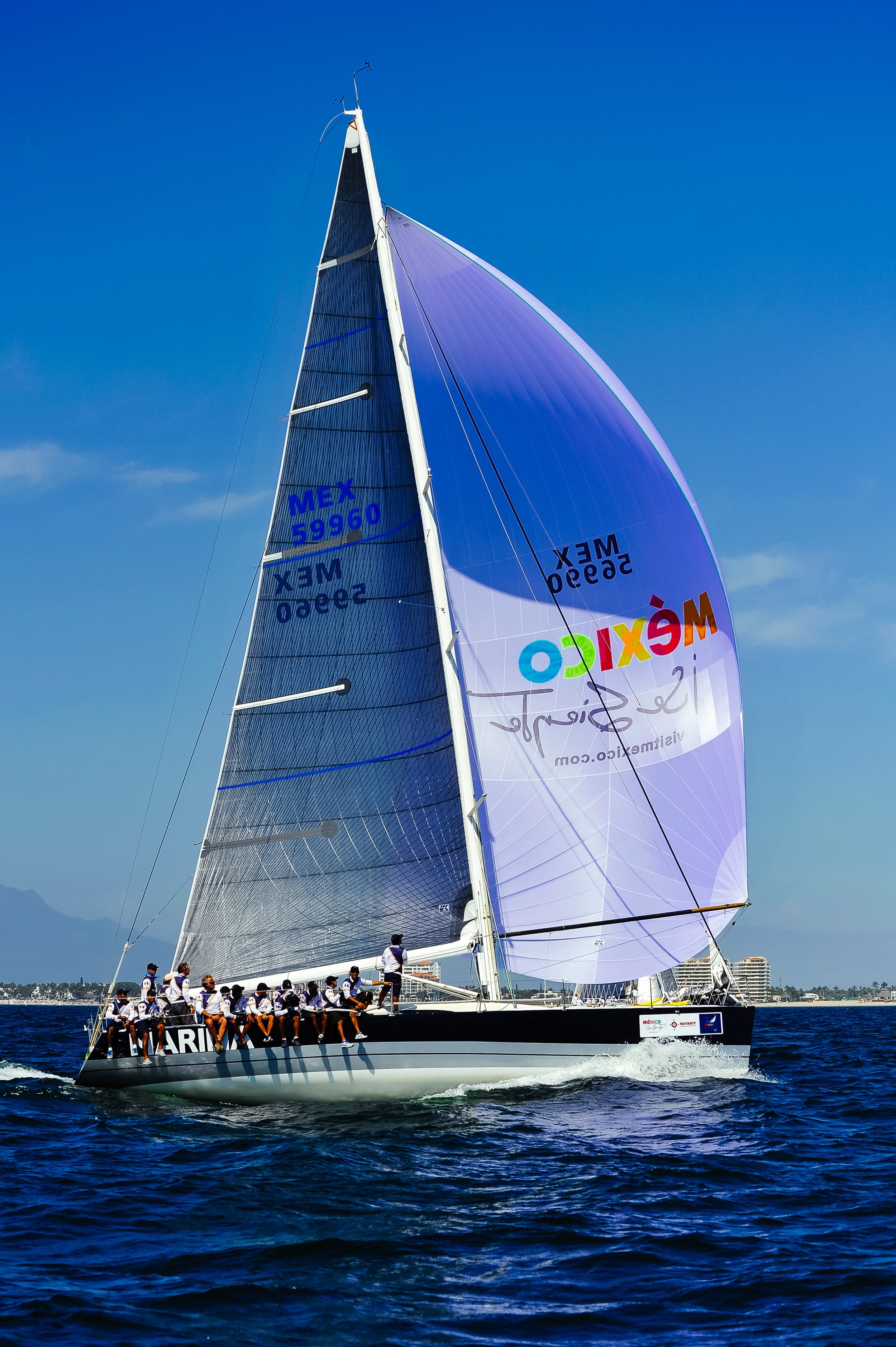 UK Sailmakers NM46 Marina
