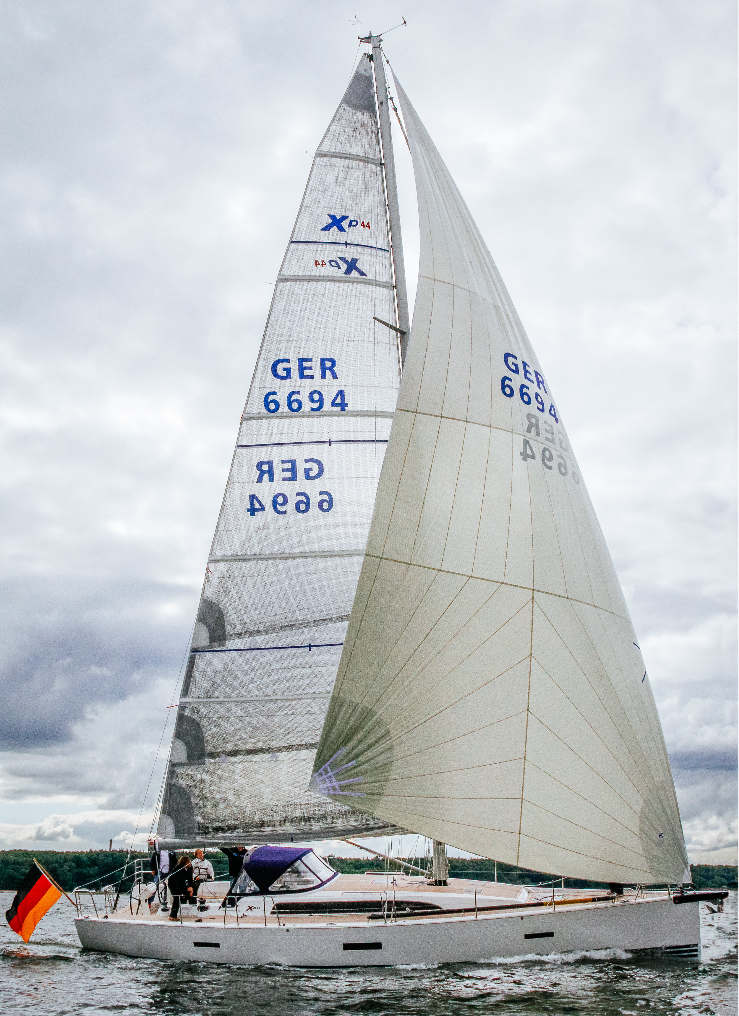 UK Sailmakers XP-44 Code 0