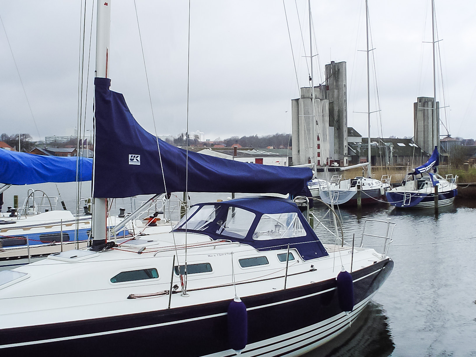 UK Sailmakers Sail Cover X-Yacht