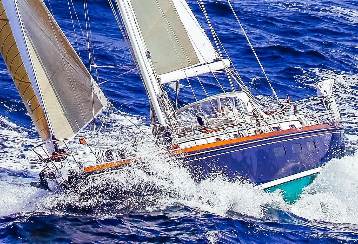 UK Sailmakers Little Harbor 53 Zephyr