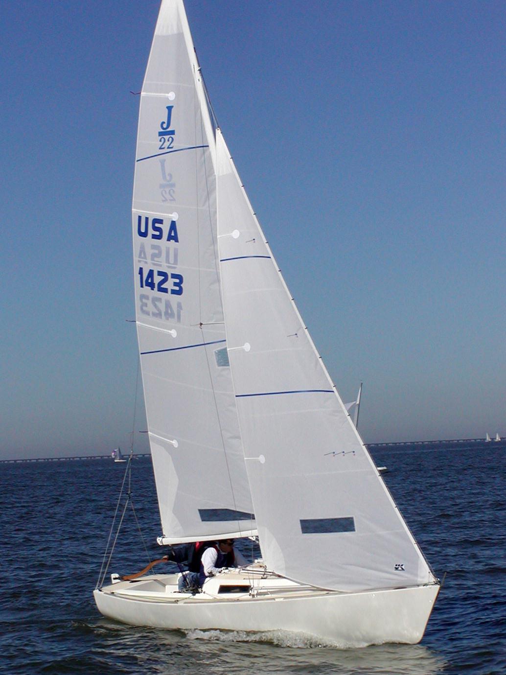 J/22 UK Sailmakers