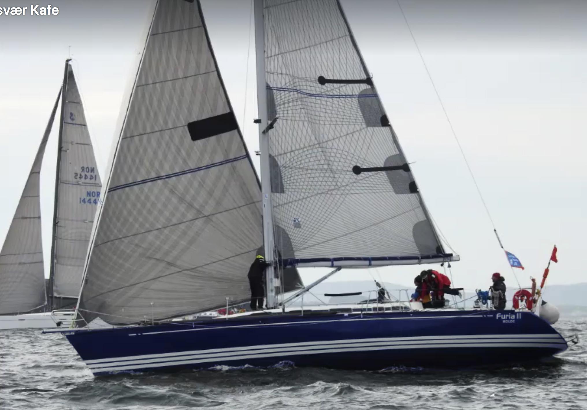 X442- FURIA III, winner of Class 4