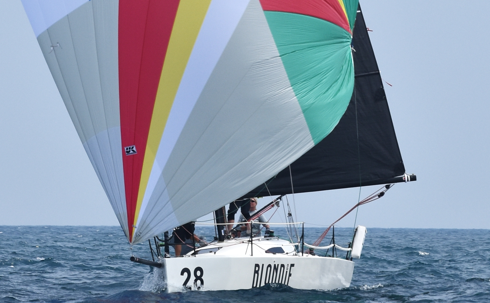 If you are thinking about ordering new sails that will be ready to use on the first day of the 2019 sailing season, now is the time to order. Most new sail delivery dates are delayed because we can't get the measurements we need because the mast is down or the boat is encased in shrink wrap. So call today before you cover your boat or pull your mast.