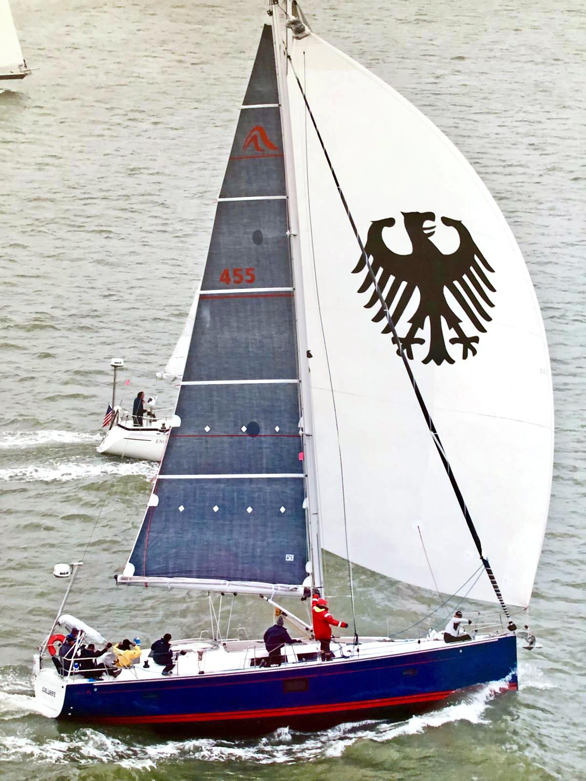 Edelweiss, a Hanse 455