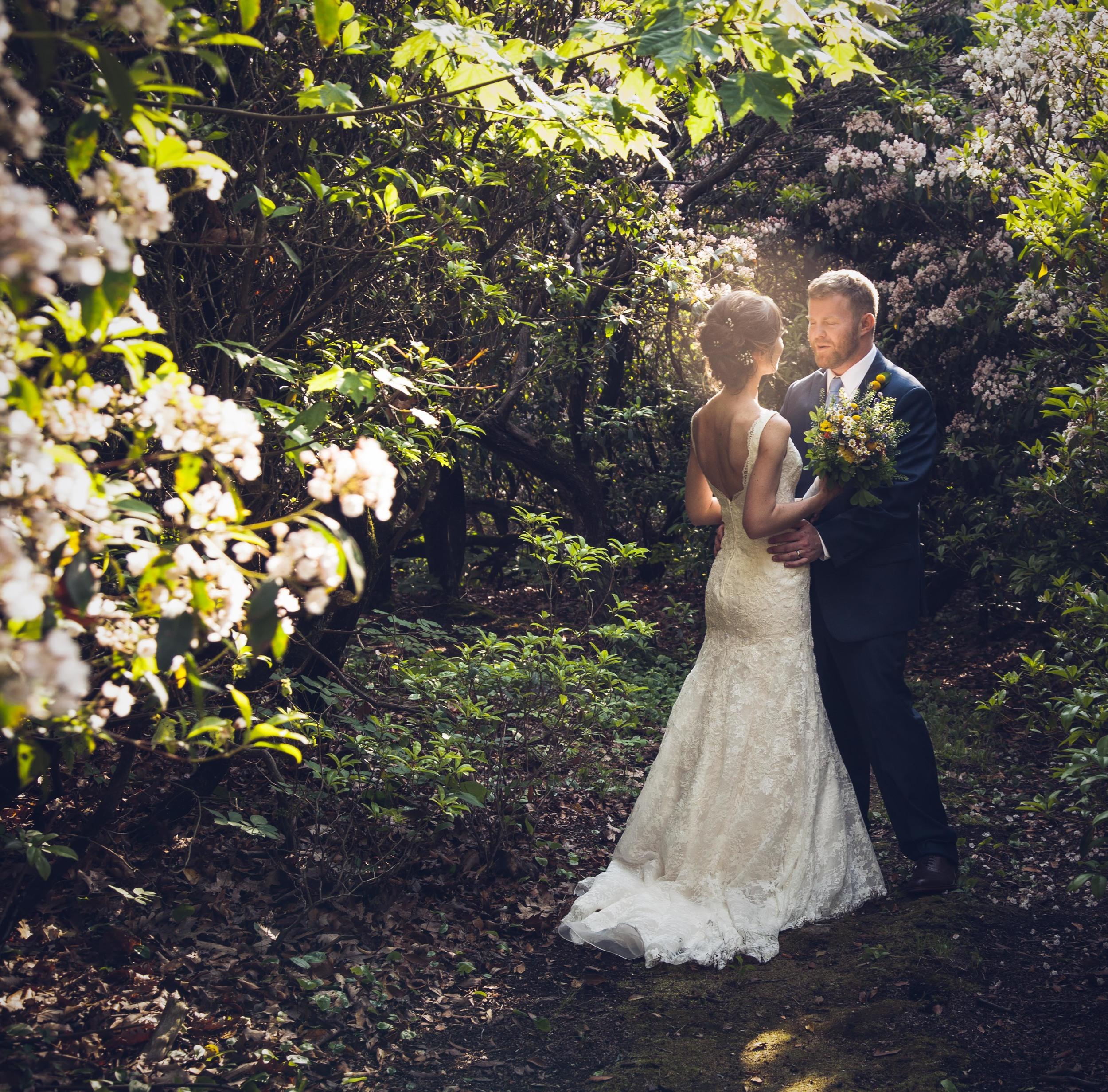 magical fairtale wedding